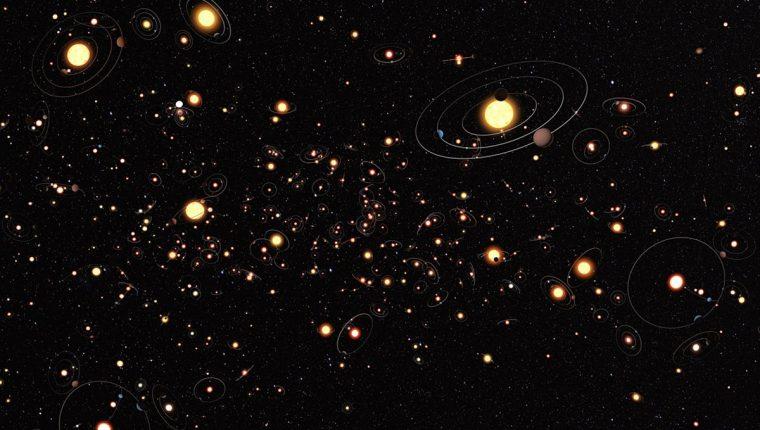 Astrónomos investigan nuestro Sistema Solar con el telescopio TR AP PIST. (AP).