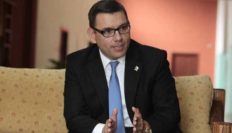 Manuel Baldizón es requerido por autoridades guatemaltecas por el Caso Odebrecht, en el cual también está implicado el prófugo Alejandro Sinibaldi. (Foto Hemeroteca PL)