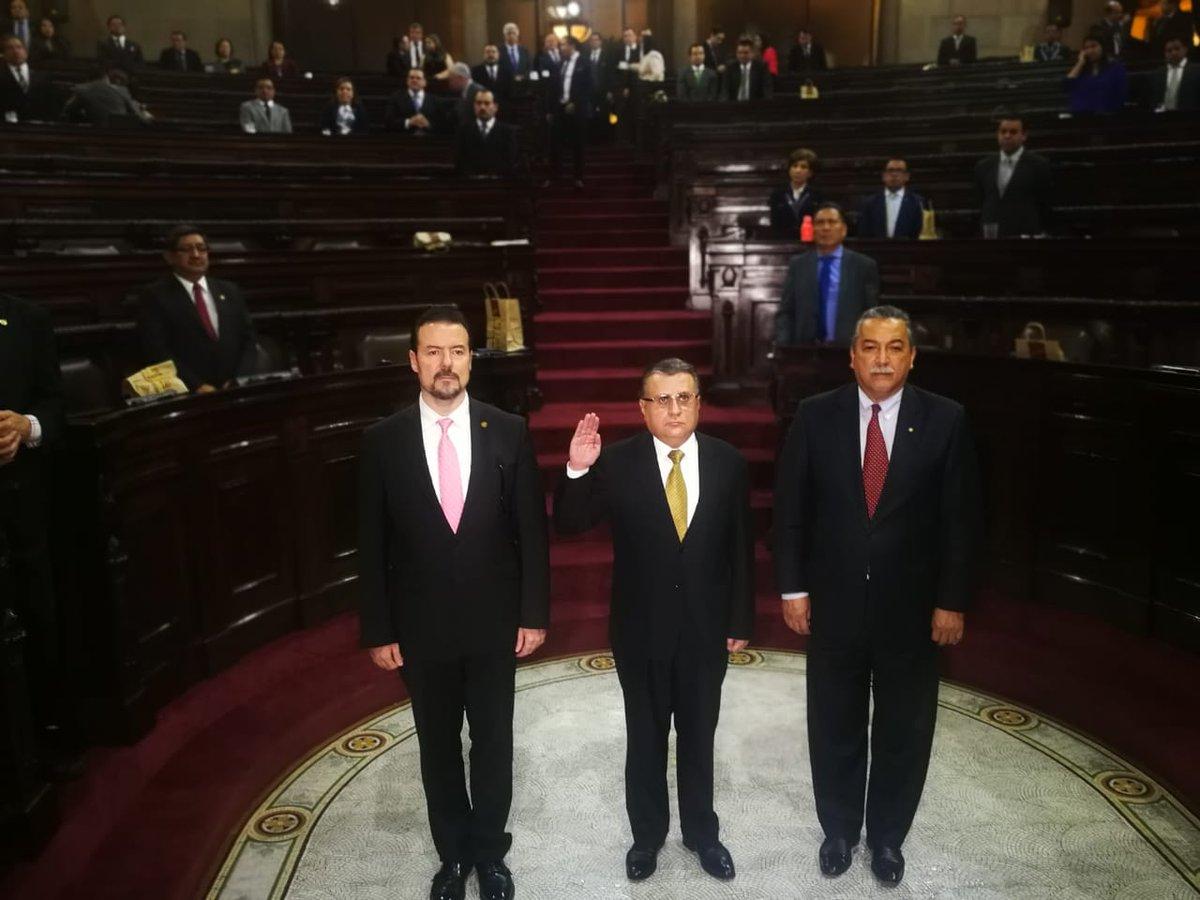 Manuel Duarte Barrera es electo como magistrado de la CSJ