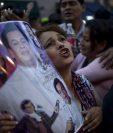México y el mundo de la música llora la muerte Juan Gabriel, compositor que tocó a millones con desgarradora baladas de amor. (Foto Prensa Libre: AFP)