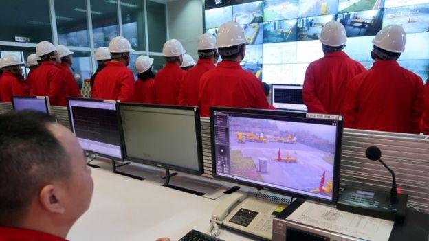 PetroChina es una de las tres grandes petroleras del gobierno de Pekín. FOTO: REUTERS