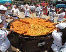 La producción de arroz se encuentra distribuida en ocho departamentos del país. (Foto: Hemeroteca PL)