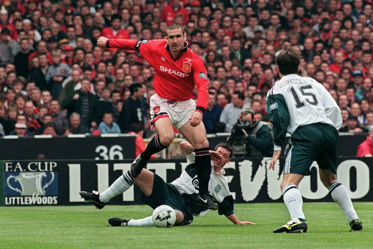 Cantona prefería a Guardiola en el Mánchester United antes que a Mourinho