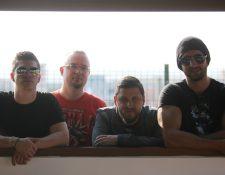 La banda nacional promociona sus éxitos en un álbum recopilatorio. (Foto Prensa Libre: Keneth Cruz)