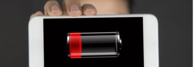 Las baterías de los celulares funcionan en ciclos de carga y descarga. GETTY IMAGES