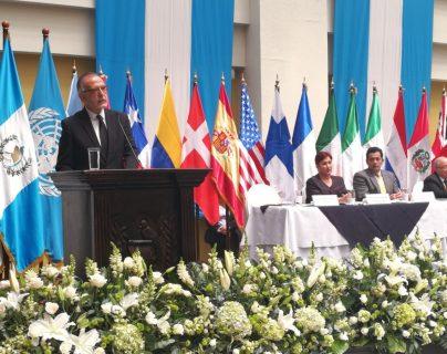 Las diez reformas que plantea Cicig contra la corrupción e impunidad