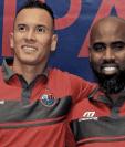 Blas Pérez y Felipe Baloy, exjugadores de Municipal, participaron en la Copa del Mundo de Rusia 2018. (Foto Hemeroteca PL).