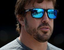 Fernando Alonso quiere volver a ganar el mundial de F1. (Foto Prensa Libre: AFP)
