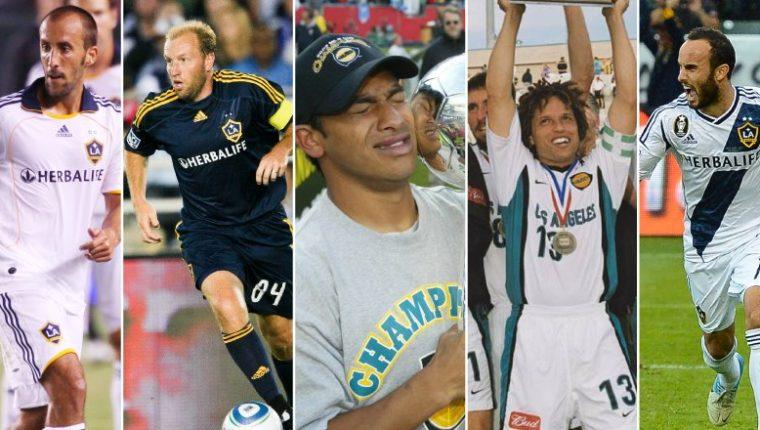 Carlos Ruiz está entre los grandes jugadores que recibirán el homenaje. (Foto Prensa Libre: Twitter L.A. Galaxy)