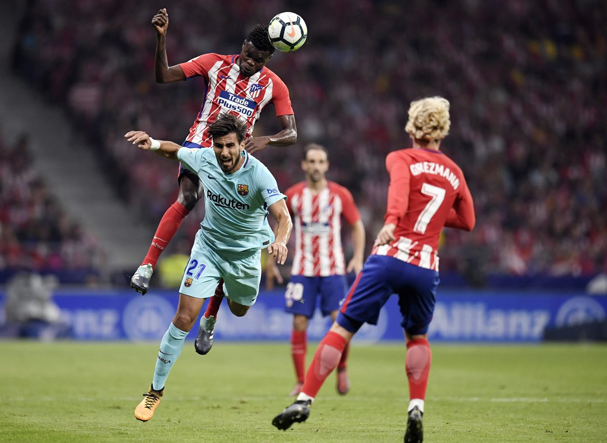El Barcelona empieza a perder la paciencia con André Gomes