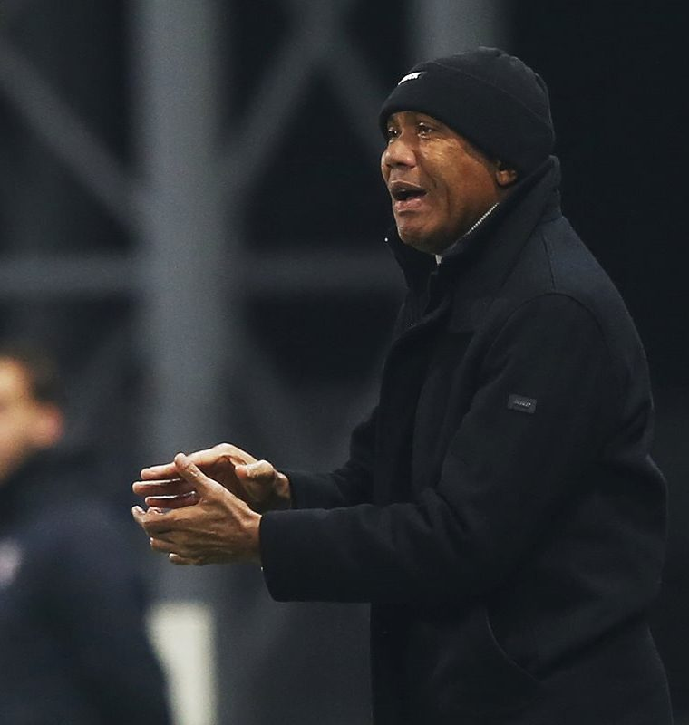 Antoine Kombouare es actualmente el técnico del Guingamp en la Ligue 1. (Foto Prensa Libre: AFP)