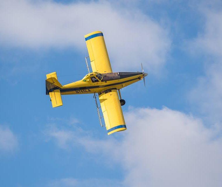 Los asistentes podrán disfrutar de exhibición de aeronaves en vuelo. (Foto Prensa Libre: Cortesía Fly In Guatemala).