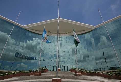 La Contraloría General de Cuentas ha quedado a cargo de un jefe interino desde octubre del año pasado. (Foto Prensa Libre: Hemeroteca PL)