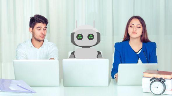 No es la primera vez que la inteligencia artificial resulta sexista. GETTY IMAGES