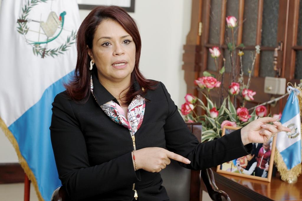 Roxana Baldetti enviada a juicio por el caso Lago de Amatitlán