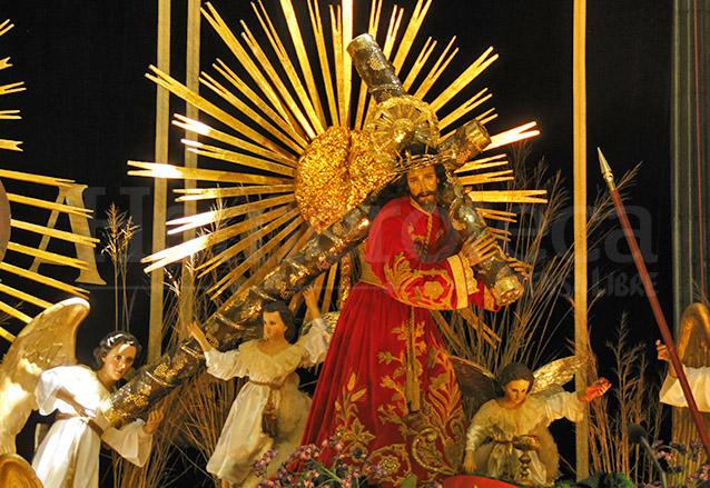 1721: ayuntamiento jura a Jesús de la Merced como patrono contra calamidades