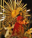 Jesús de la Merced en su altar cuaresmal del año 2016. (Foto: Néstor Galicia)