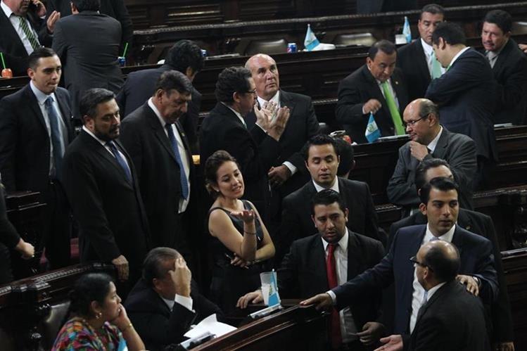 Organización internacional pide suspender al Congreso de Guatemala