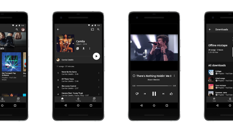YouTube Premium y YouTube Premium Music buscan competir con Apple y Spotify (Foto Prensa Libre: YouTube).