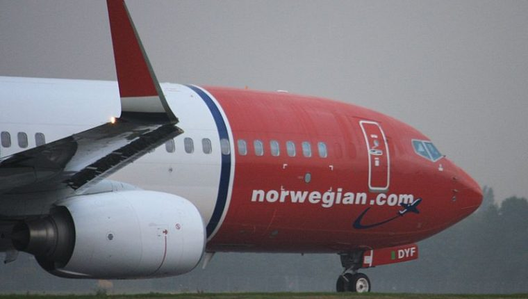 El Grupo Norwegian eligió Argentina para su desembarco en América Latina.(Wikimedia Commons).