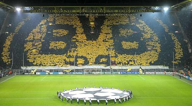 El Borussia Dortmund recibe al Mónaco en la ida de los cuartos de final de la Liga de Campeones de Europa. (Foto Prensa Libre: Hemeroteca)