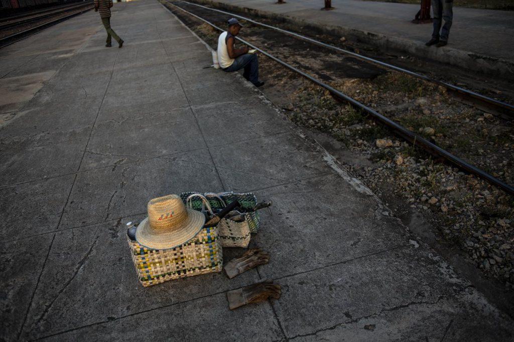 En la ruta entre Santiago y La Habana el pasaje cuesta poco más de un dólar.