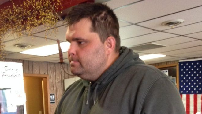 """""""Lo que ocurrió en la prisión fue horrible"""", afirma Jeremy Sivits."""