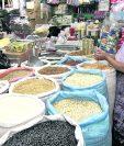 Los precios de los granos básicos reportan bajas según el monitoreo de la FAO, en el período desde el 12 de agosto al 7 de octubre. (Foto, Prensa Libre: Hemeroteca PL).