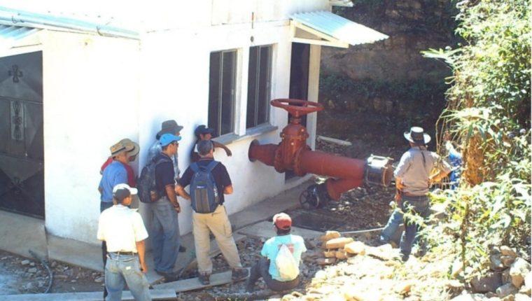 La microhidroeléctrica instalada en Chajul beneficia a 2 mil 600 personas. (Foto, Prensa Libre: Facebook Semilla del Sol).