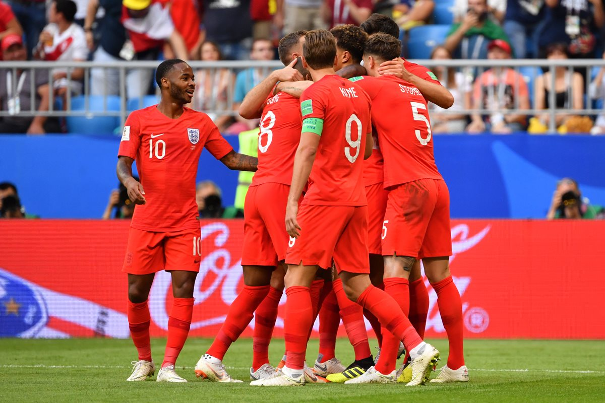Inglaterra avanza a las semifinales de Rusia 2018 y sueña con el título
