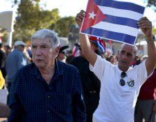 Posada Carriles fue señalado de ser colaborador de la CIA y luchar contra el régimen cubano. (Foto Prensa Libre: AFP)