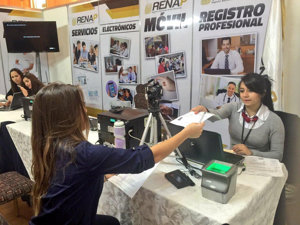 La emisión de DPI en el Renap será reanudada. (Foto Prensa Libre: Renap)