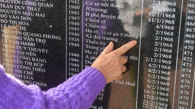 Miles de personas murieron durante la ofensiva del Tet. GETTY IMAGES