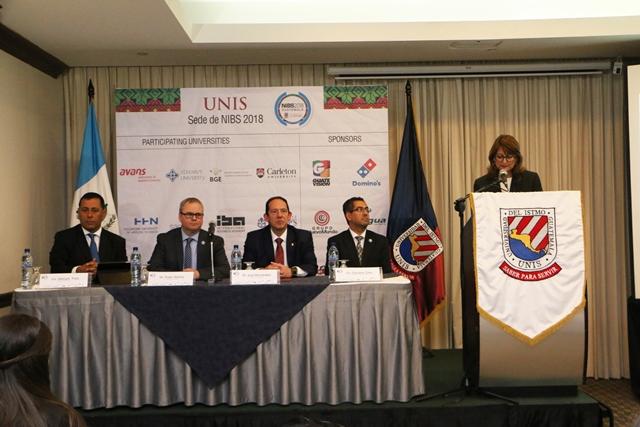 UNIS será sede de competencia mundial NIBS