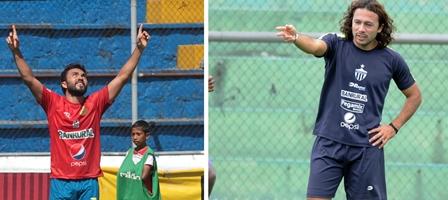 Kamiani, Herrera y Russell, entre los mejores del futbol de Guatemala