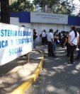 Autoridades del Ministerio de Salud afirman que no hay casos comprobados de enfermedades asociadas a zika. (Foto Prensa Libre: Hemeroteca PL)
