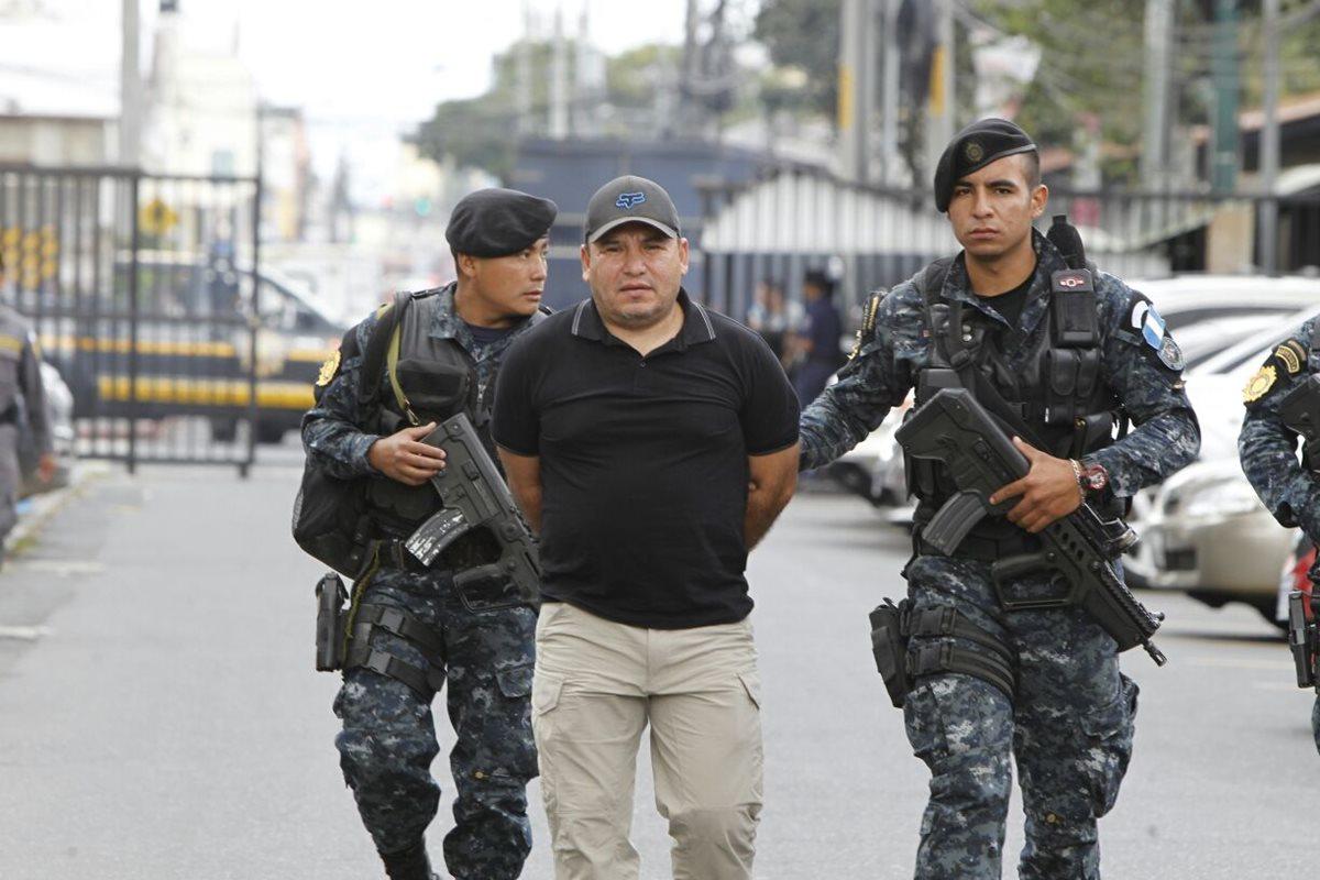 Arrestan a presunto capo reclamado por EE. UU.