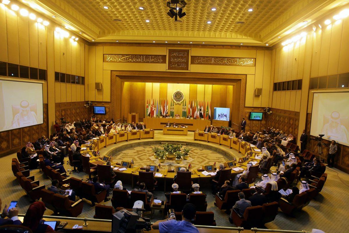 Liga Árabe suspende colaboración con Guatemala