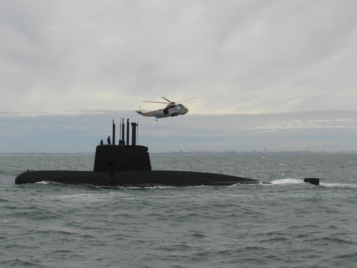 Sin rastros del submarino argentino con 44 tripulantes