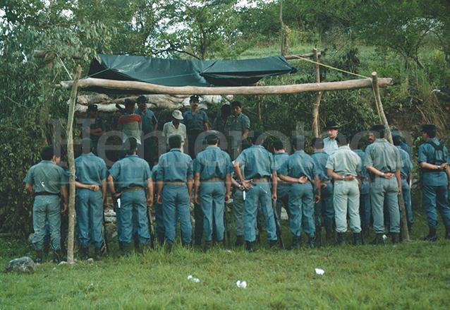 Durante más de cien años fue aplicada la pena de muerte por medio del fusilamiento. La última tuvo lugar en 1996. (Foto: Hemeroteca PL)