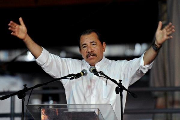 """Daniel Ortega puso en marcha la llamada """"operación limpieza"""" para desalojar a los manifestantes de las barricadas y las ciudades bajo su control. (Foto Prensa Libre:HemerotecaPL)"""