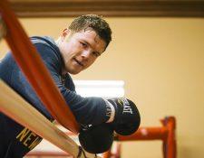 Canelo Álvarez es uno de los mejores boxeadores de México. (Foto Prensa Libre: Tomada de internet)