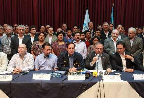 El cacif se pronunció ayer contra la condena al general retirado Efraín Ríos Montt, y pidió anular el juicio.