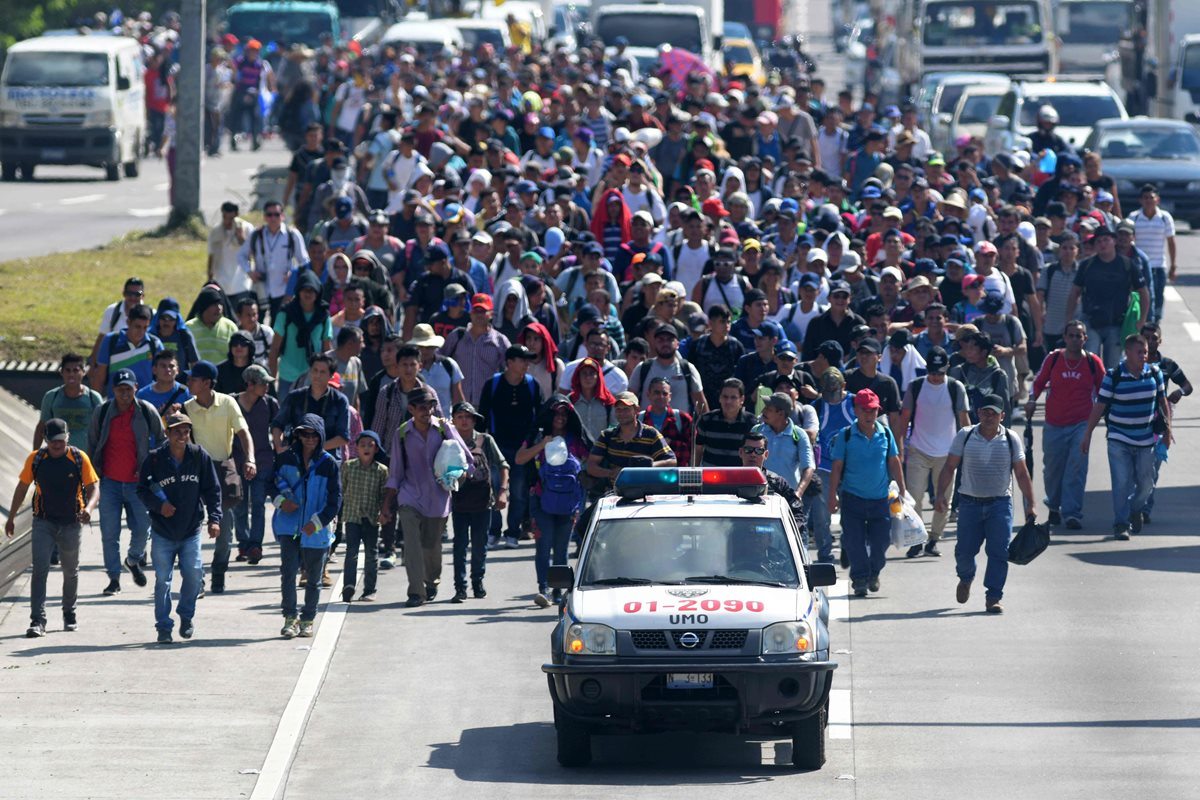 ¿Por qué expertos creen que reforzar la seguridad no disminuirá la migración ilegal?