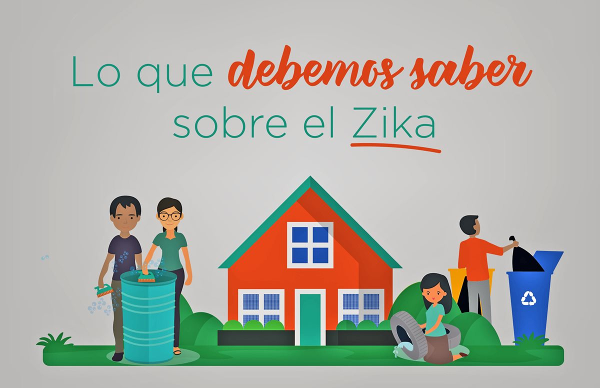 ¿Quieres proteger a tu bebé del Zika?