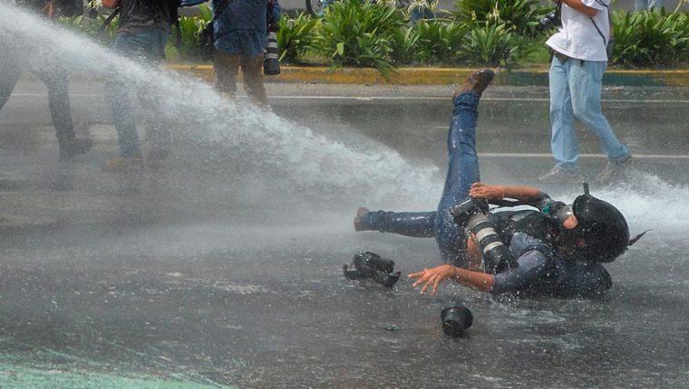 La represión contra la Prensa en Venezuela y Cuba preocupa a la SIP. (Foto: Hemeroteca PL)