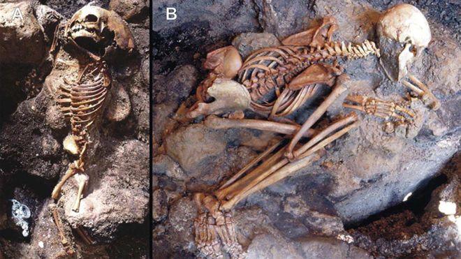 La investigación reveló cómo murieron los habitantes de Herculano. PLOS ONE