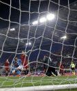 Lorenzo Insigne fue el anotador del gol que le dio el triunfo al Nápoli. (Foto Prensa Libre: AP)