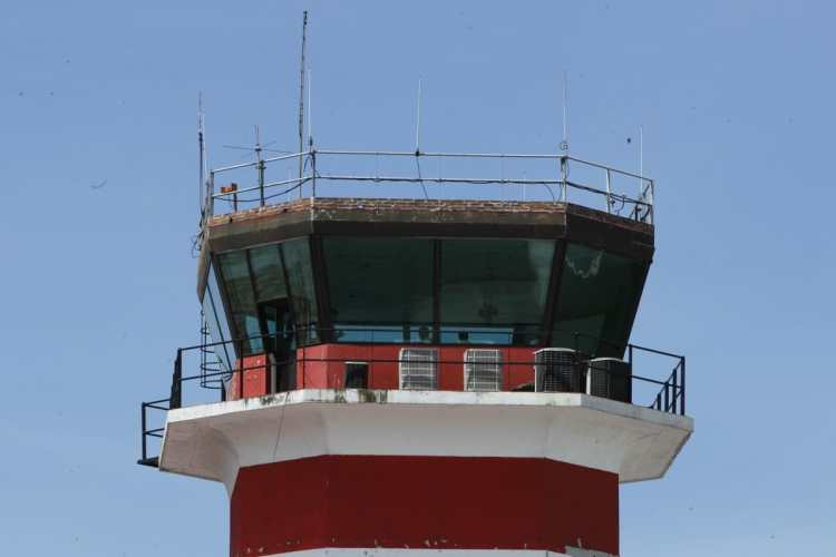 El ejercicio se lleva a cabo en las instalaciones de la Fuerza Aérea Guatemalteca.
