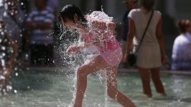 Se espera que España y Portugal estén entre los principales afectados por la ola de calor de este fin de semana. (Getty Images)